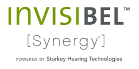 starkey hearing technologies invisibel synergy audibel hearing center