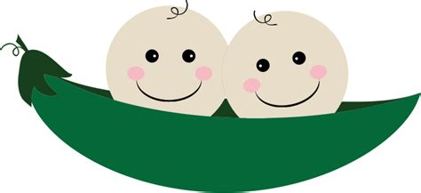 two peas in their pod clipart two peas in a pod 3