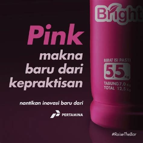 Tabung Elpiji Pink Ini Kelebihan Tabung Elpiji Unyu Warna Pink Pertamina
