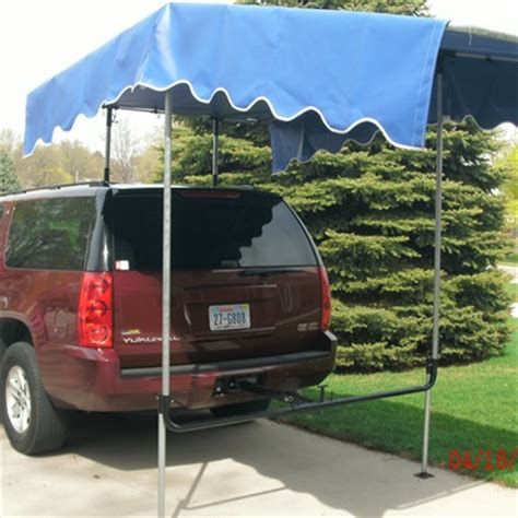 tailgate awnings tailgate canopy genesis enterprises