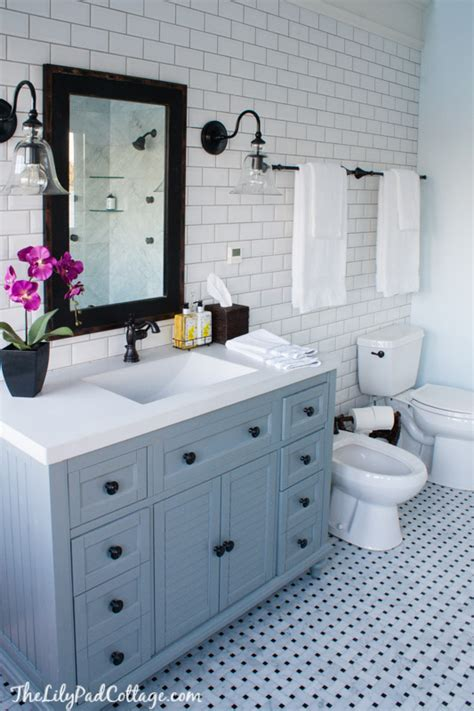 bathroom decor ideas 2014 master bathroom reveal parent s edition the lilypad cottage