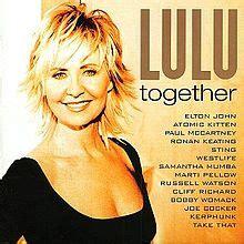 together lulu album wikipedia