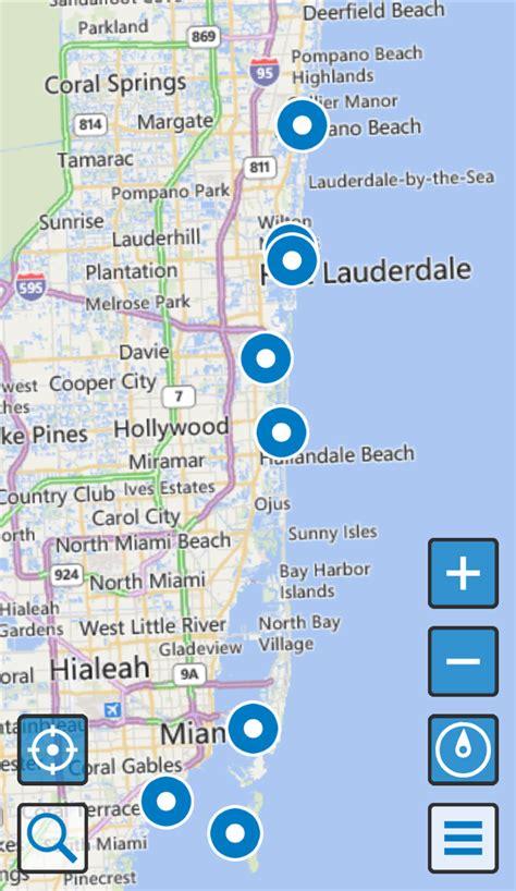 Location App I Marine Apps Activecaptain Location App