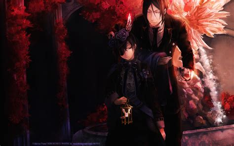 wallpaper black butler tamar20 images black butler hd wallpaper and background