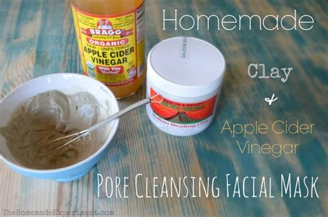 pore cleansing mask diy clay pore cleansing mask