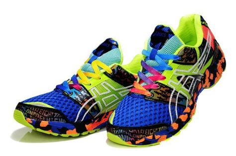 colorful athletic shoes colorfull sneakers asics 8th viii eighth classic