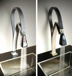 designer kitchen faucet kitchen faucets 7 most innovative faucet designs for 2009