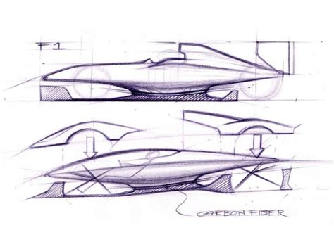 sketch design laferrari design sketches and details car design