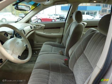 2002 Impala Interior by Neutral Interior 2002 Chevrolet Impala Standard Impala