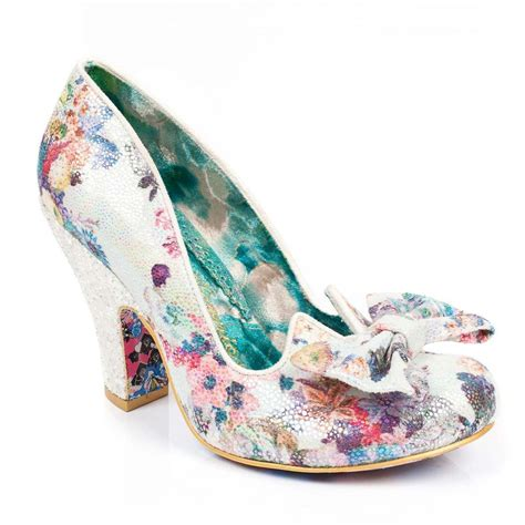 shoe time nick of time irregular choice