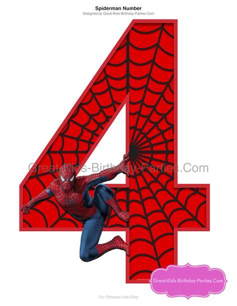 printable birthday card spiderman superhero printables