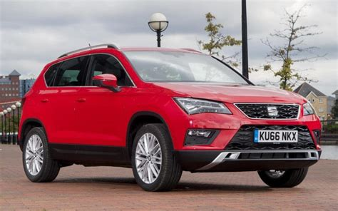 seat ateca vs tiguan seat ateca review better value than the volkswagen tiguan