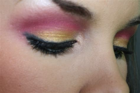 Eyeshadow Pink new year s makeup