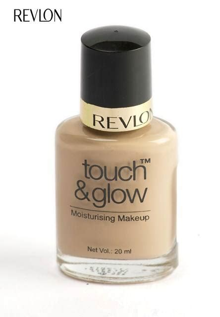 Revlon Touch And Glow Foundation foundation for every budget