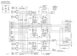 western plow headlight wiring diagram get free image about wiring diagram