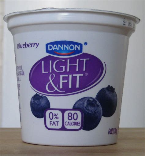 dannon light and fit yogurt ingredients the delicious dannon light fit yogurt awash with