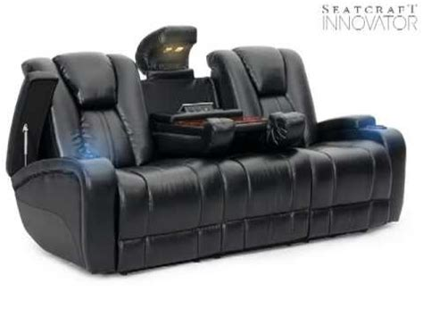 seatcraft innovator fully loaded theater furniture