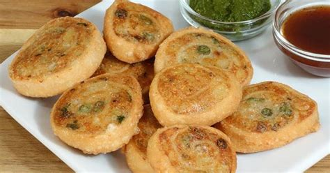 Manjula S Kitchen by Samosa Pinwheels Manjula S Kitchen Indian Vegetarian