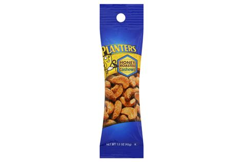 planters honey roasted cashews planters honey roasted cashews 18 1 5 oz bags kraft recipes