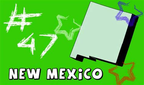New Mexico The 47th State by Welcome To Usa 4 New Jersey State Information