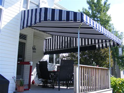 patio awnings photo custom covers and canvas