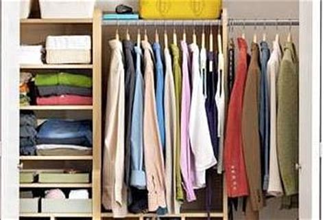 Paper Closet Clothing by How To Keep Your Clothes Closet Clean Paperblog