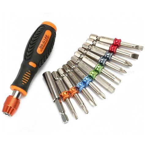 Set Obeng Screwdriver Electronic Repair Tool Kit 39in1 Jakemy Jm 8113 12 in 1 household screwdriver set color ring screwdriver set multifunctional tools kit repair