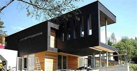 desain rumah skandinavia desain rumah bergaya modern skandinavia 1000 inspirasi