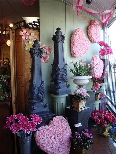 unique valentine s flower display ideas for your store