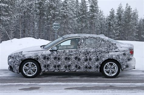 front wheel drive bmw spied front wheel drive bmw 1 series hits the snow