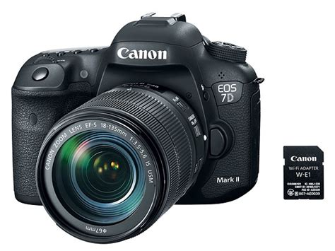 canon offers canon offers sd card shaped wi fi adapter eos 7d ii