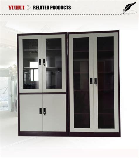 black 2 door filing cabinet 2 door disassembly steel cupboard design door