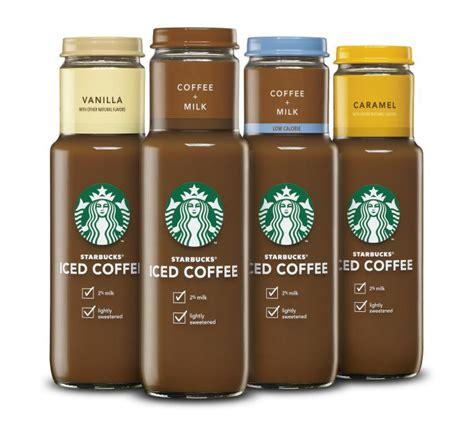 $1/1 Starbucks Iced Coffee Premium Coffee Beverage Coupon