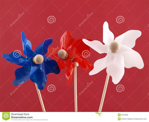 Frame Pinwheel Plastic Photo patriotic pinwheels stock photo image 5374280