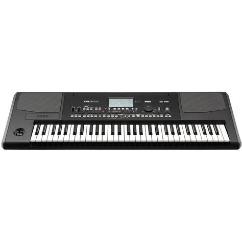 Keyboard Korg Pa600 Di Medan tastiera arranger professionale di korg pa300 scatola aperta a gear4music