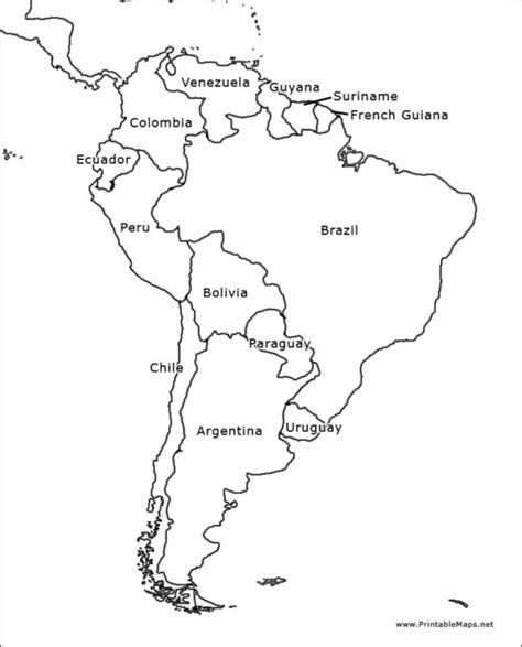 south america map blank worksheet america map worksheet sharebrowse