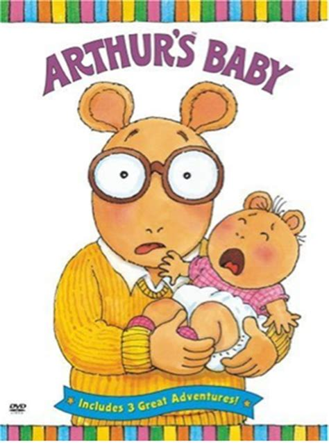 Arthur Go To Your Room Dw by Arthur S Baby Dvd Arthur Wiki Fandom Powered By Wikia