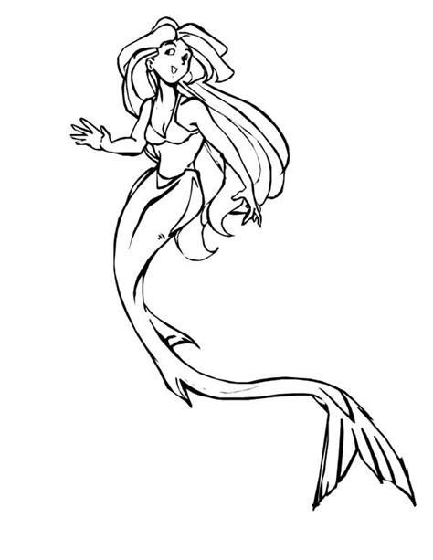 beautiful mermaid coloring pages printable coloring