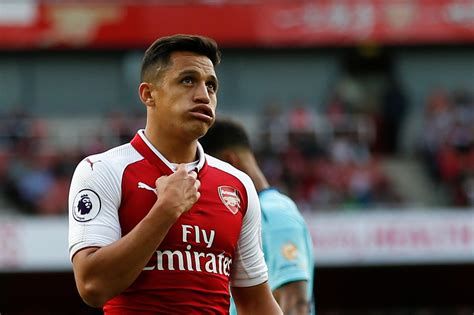 alexis sanchez documentary arsenal news arsene wenger laughs off claims alexis