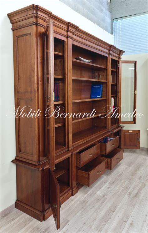 librerie classiche legno librerie classiche in legno librerie