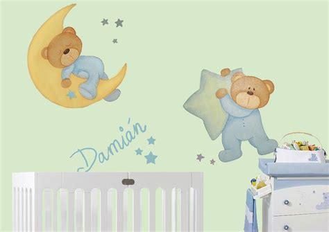 ositos para decorar habitacion bebe sevillamuralescreativos