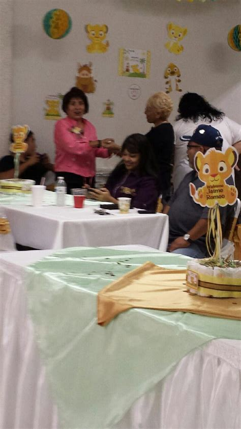 simba baby shower ideas 40 best images about baby shower on simba and