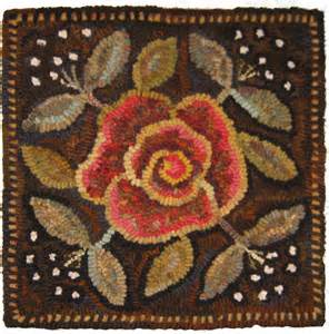gallery of hand hooked rugs by cindi