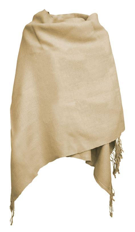 Pashmina Ceruti Pashmina Coklat Sale Stock Lama basic shawl alpaca south america bolivia
