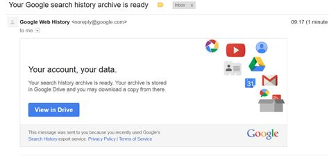 Email Search History Now Lets You Export Your Search History Venturebeat Business By Paul Sawers