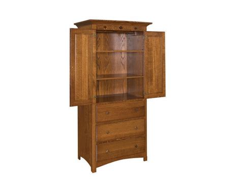 Armoire Entertainment Centers by Royal Mission Armoire Entertainment Center