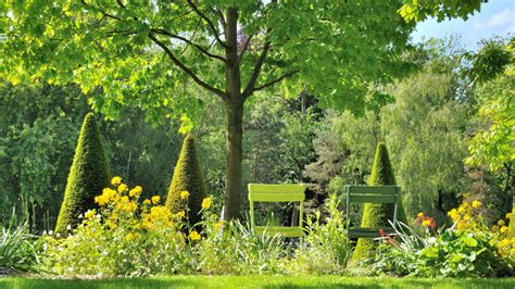 Verwilderten Garten Gestalten by Gartenbau Bei W 246 Rner Gr 252 N Gestalten