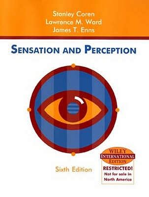 sensation perception books sensation perception book by stanley coren 10