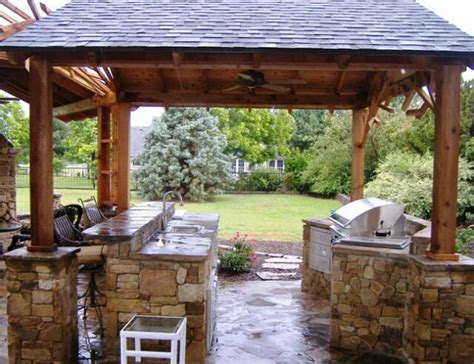 ideas for outdoor kitchen outdoor kitchen ideas d s furniture
