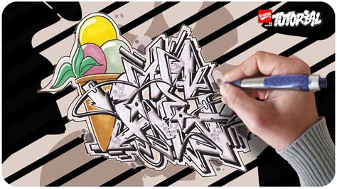 tutorial graffiti youtube ice wildstyle graffiti tutorial youtube